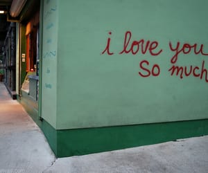love, grunge, and I Love You image