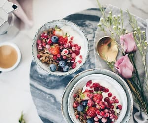 breakfast, food, and baking image