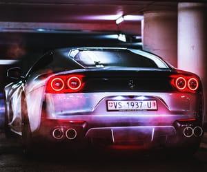 cars, ferrari, and modernvision image