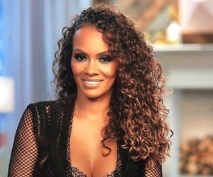curls, beauty!, and evelyn lozada image