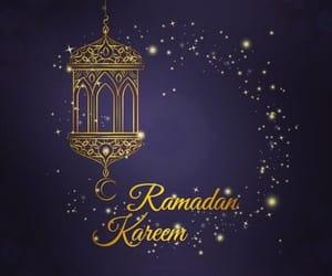 ramadan kareem, muslims, and ramazan image