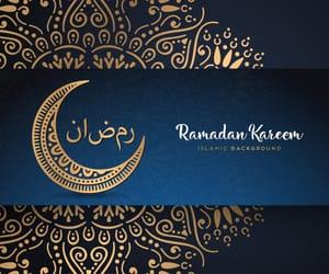 muslims, ramazan, and ramadan kareem image