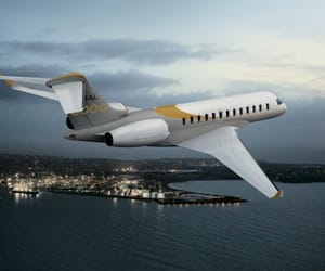 luxury jet charter, flight charter services, and best charter jet service image