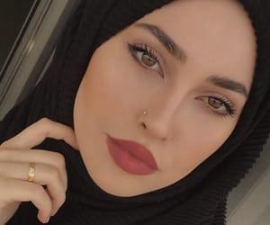 eyes, muslim, and Palestinian image