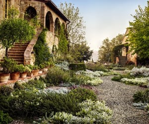 garden, vogue, and italy image