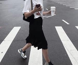 dress, fashion, and streetstyle image