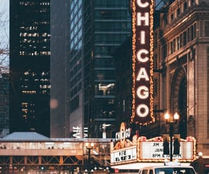 chicago, city, and building image