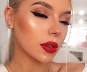 makeup and maquillage image