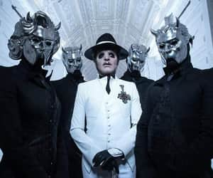 ghost, band, and ghoul image