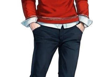 anime, kpop, and boy image