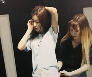 red velvet, wenseul, and wendy image