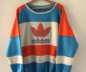 90s, adidas, and colors image