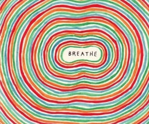 breathe, art, and colors image