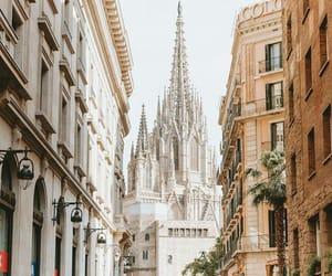 spain, Barcelona, and europe image