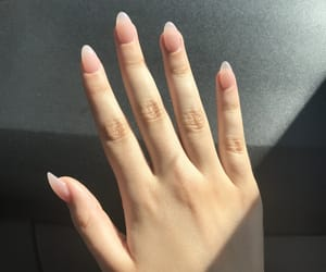 nail, nails, and Nude image
