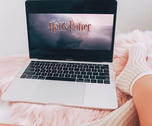 harry potter, book, and film image