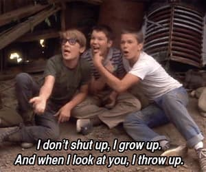 stand by me, funny, and gif image