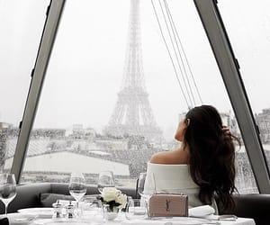 paris, tour eiffel, and hôtel image