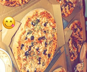 food and snapchat image