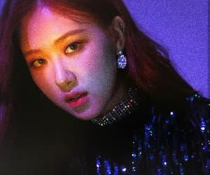 black, kpop, and comeback image
