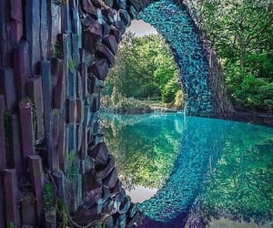 nature, travel, and bridge image