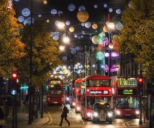 light, night, and london image