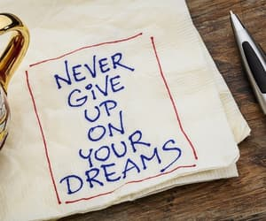 dreams, positive, and empowerment image