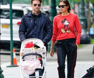 couple, street style, and bradley cooper image