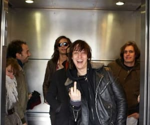 the strokes, julian casablancas, and nick valensi image