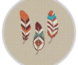 aesthetics, colours, and embroidery image