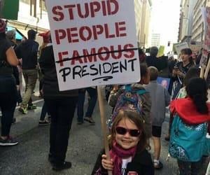 feminism and trump image