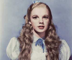 judy garland, vintage, and Wizard of oz image
