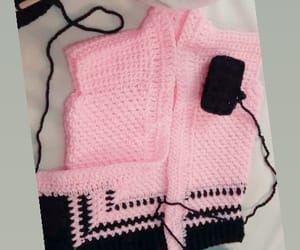 business, crocheting, and image image