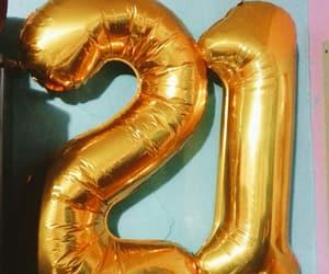 21 and birthday image