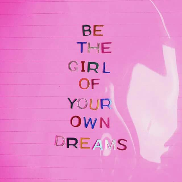 be, dreams, and girl image