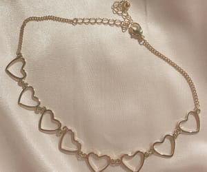 jewelry, aesthetic, and heart image