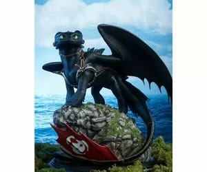 hiccup, cute, and dragón image