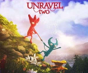 games, video games, and unravel image