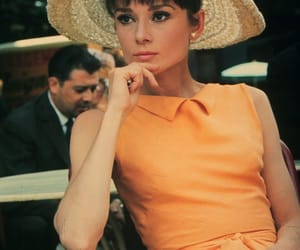 audrey hepburn, celebrities, and classic hollywood image