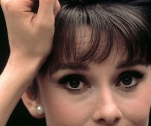 classic hollywood, audrey hepburn, and celebrities image