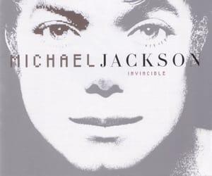 album, michael, and michael jackson image