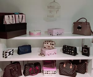 bags, chanel, and Louis Vuitton image