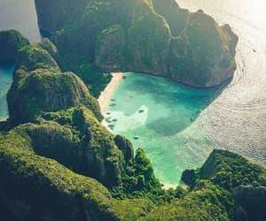 islands, tropical, and tropics image