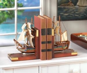 bookends, fathersday, and decorshop image