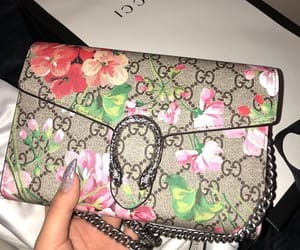 aesthetic, bag, and clutch image