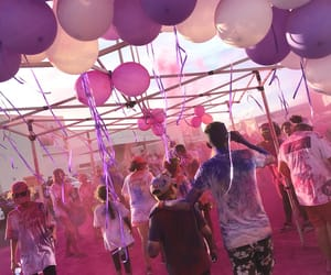 color and run image
