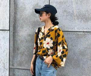fashion, kfashion, and ulzzang image