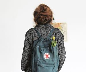aesthetic, bag, and girl image