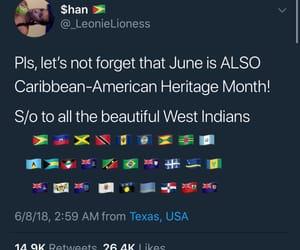 Caribbean, heritage, and Island image