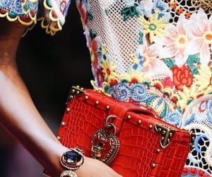 crystal, diamond, and Dolce & Gabbana image